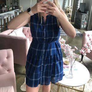 Dresses - Plaid dress